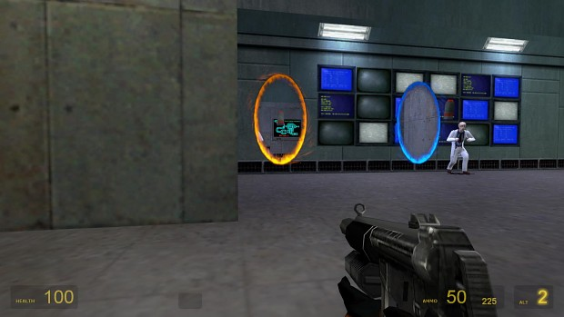 Version 1.2 - Half-Life: Source Weapon's