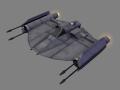 Fu Clone Starfighter