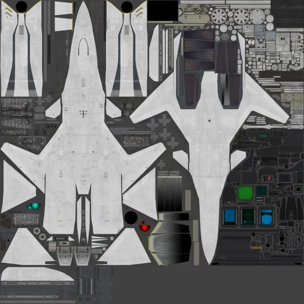 ADFX-01 Morgan Template