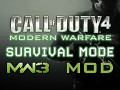 Survival Mode MW3 Mod PLAYABLE FILES