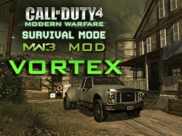 Survival MW3 Mod Vortex Map