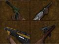Fallen Kings weapons beta