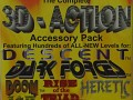 The Complete 3D-ACTION Accessory Pack