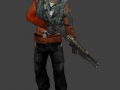 Dave the Sewer Rebel For Modders
