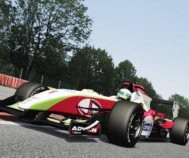 International Formula Masters 2009 + Hill Climb 1.3