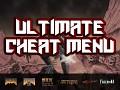 ULTIMATE CHEAT MENU v1.1 (PC, MAC, LINUX)