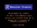 Rossies Classic (Sega Saturn)