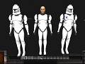 [Galaxy At War] Skin Pack Clone Trooper's [TWC]