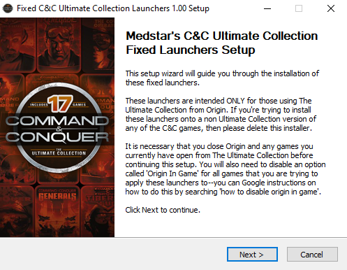 *New* Fixed Ultimate Collection Launchers v1.00