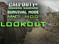 Survival MW3 Mod Lookout Map