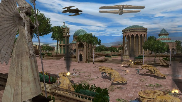 Naboo: Assault on Theed