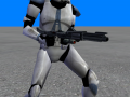 Battlefront 2 501st Clone Trooper