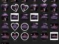 MOTSR Icon Pack