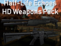 HD Weapons Pack for Half-Life: Echoes - Beta 1.0