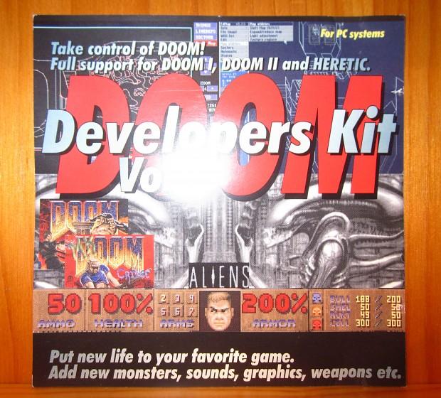 Doom Developers Kit Vol  1,