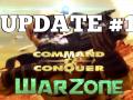 WarZone X2 Update #1