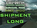 Survival MW3 Mod Shipment Long Map