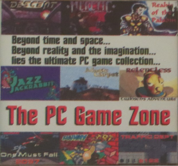The PC Game Zone