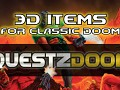 3D Items for Classic Doom