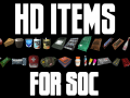 HD ITEMS for SoC v 1.1