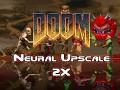 Doom Neural Upscale 2X