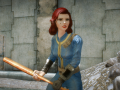 [OUTDATED] Elizabeth Race Mod For Fallout 3 (v. 1.4)