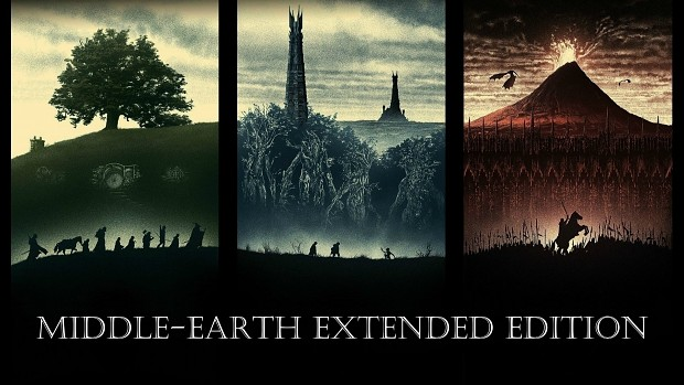 Middle-earth Extended Edition 0.98 - with installer