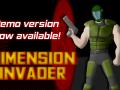 Dimension Invader Demo - Linux x64