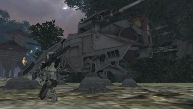 Kashyyyk Battlefront: Invasion Beta