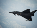 Eurofighter Typhoon - Black