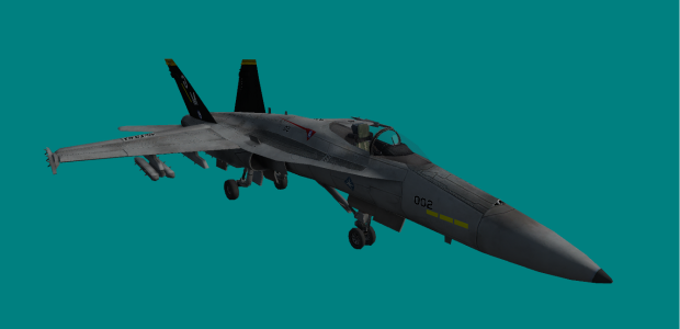 F/A-18C  -Avalanche-