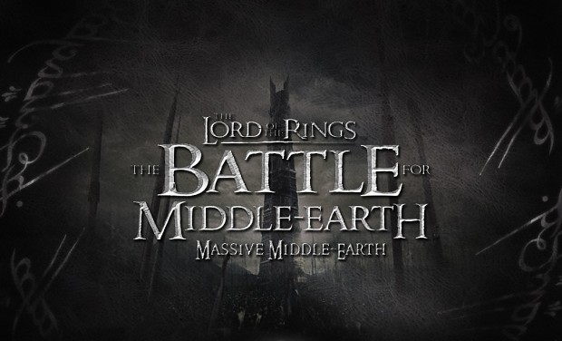 Massive Middle Earth Beta 1.0