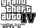 GTA IV Loading Screen for GTA SA Beta II