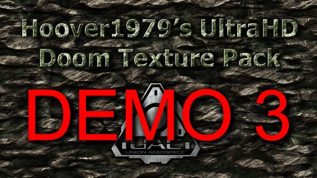 3rd demo 2K Texture pack update