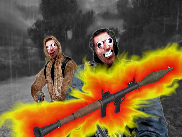 Better Armed Zombies