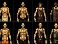 NOSFERATU male skins (full set)
