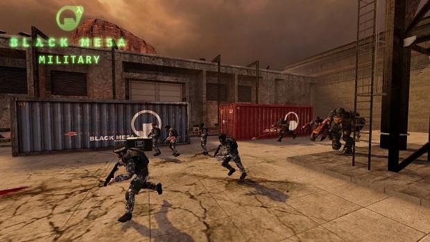 Black Mesa Military v.0.4 (Chapters 1-7) ALPHA