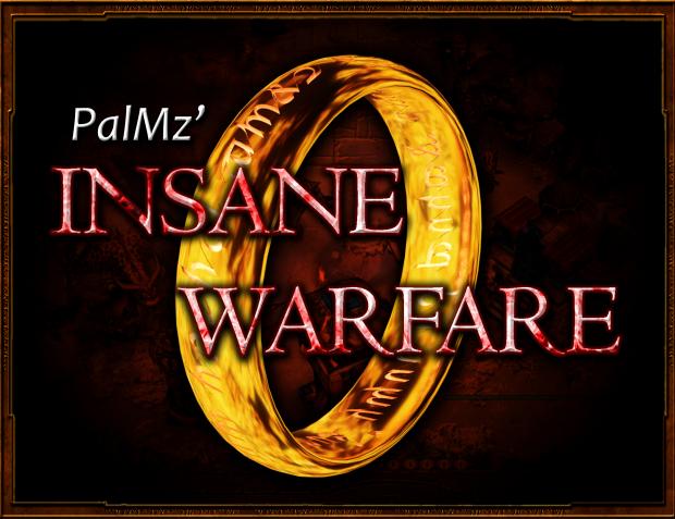 PalMz' Insane Warfare Mod v0.5.1