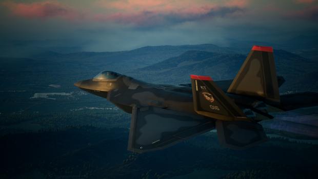 F-22A Raptor - Razgriz