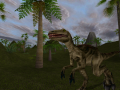 Dinosaurs Can't Sense Patch