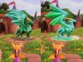 Classic Crystal Dragon