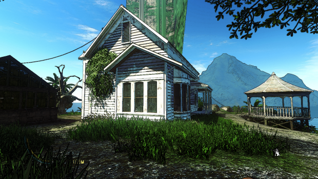 Far Cry 3 Cartoon ReShade preset (Without Chromatic Aberration)
