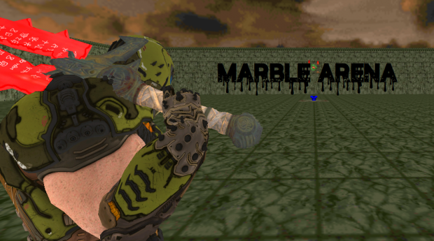 Marble arena