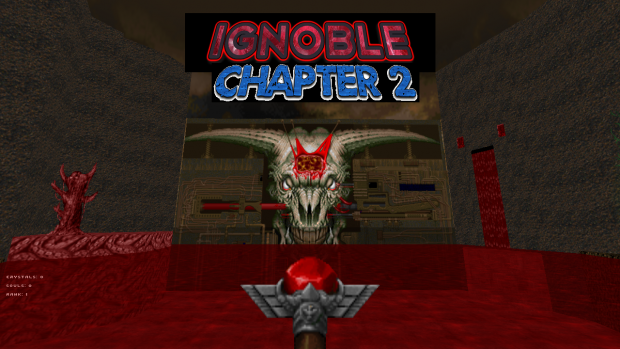 Ignoble Chapter 2 (OUTDATED!)
