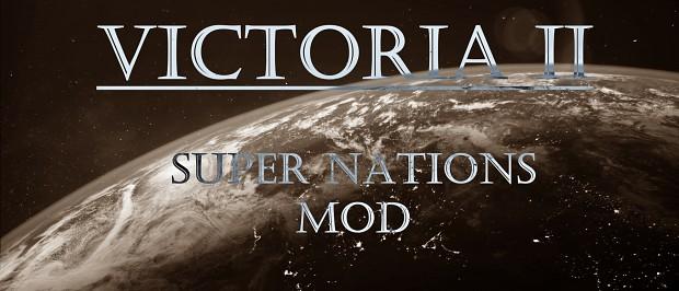 Victoria II: Supernations Mod