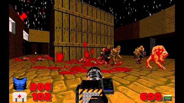 Brutal Doom Almost All Old Versions