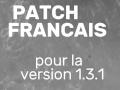 Patch Français pour la Version 1.3.1
