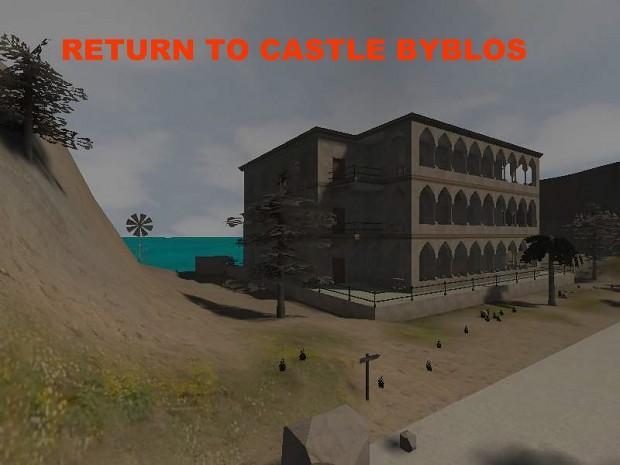 Return to Castle Byblos