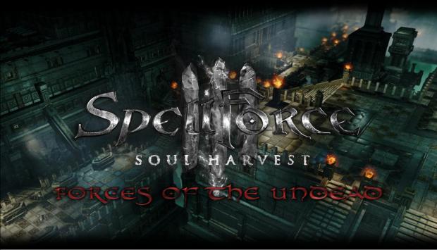 SpellForce 3 Soul Harvest - Forces of the Undead (SF3SH-FotU-Mod)
