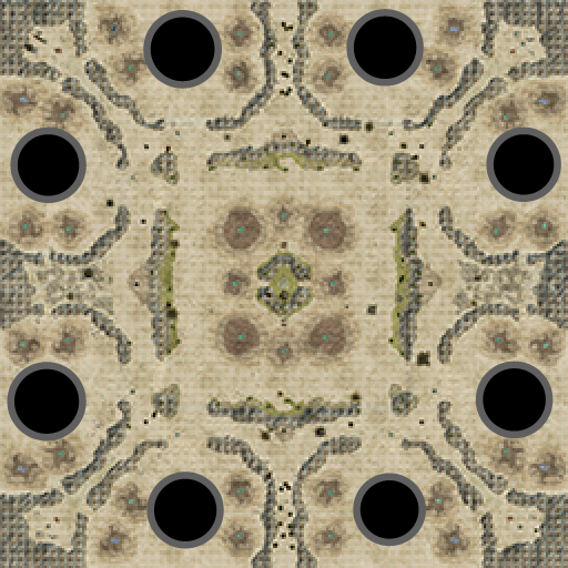 Tiberian Gardens VIII (TW Edition) by Monopoly-of-One